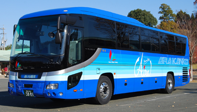 大型バス(平成22年導入)